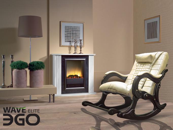 Массажное кресло ЭGO WAVE EG-2001 в комплектации LUX купить