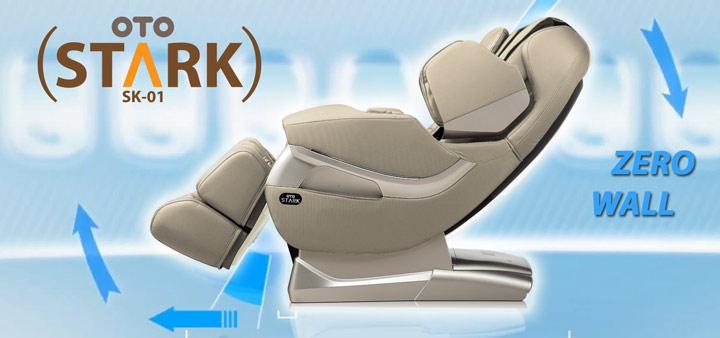 Массажное кресло OTO STARK SK-01 купить в Интернет-магазине Relaxa