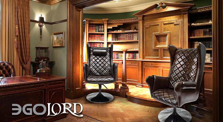 массажное кресло EGO Lord EG3002 Lux купить в Интернет-магазине Relaxa