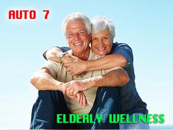 III. Массаж для пожилых людей