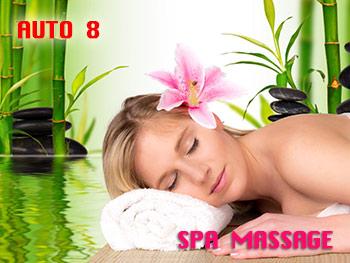 IV.СПА массаж