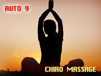 V. Фирменный Chiro массаж