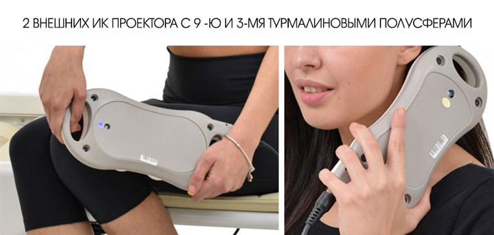 Массажная кровать Lotus CARE HEALTH PLUS M18