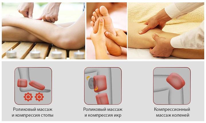 Массажное кресло OTO ELITE ET-01 купить в Интернет-магазине Relaxa.ru